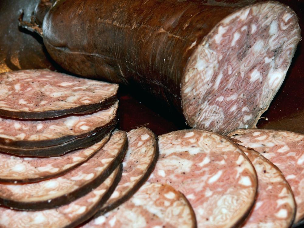 6414-Gastronomie andouilles de Vire (c) Calvados Tourisme-(c) Calvados Tourisme.JPG