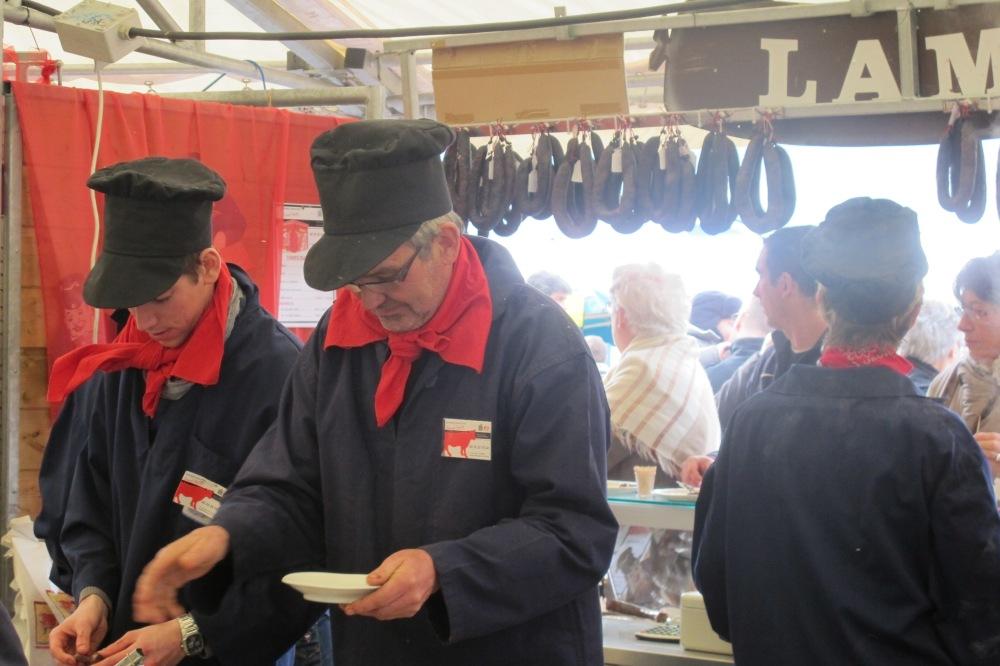 Foire au Boudin - Mortagne au Perche (7845) ©Adèle Lamiroté