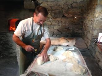 Francois baking
