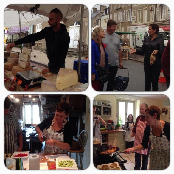 market and cooking classes