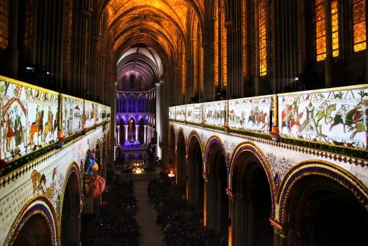 La Cathédrale de Guillaume 2016 © G. Wait OT Bayeux Intercom (4)