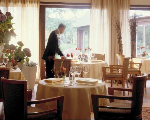 Restaurant © Le Manoir du Lys