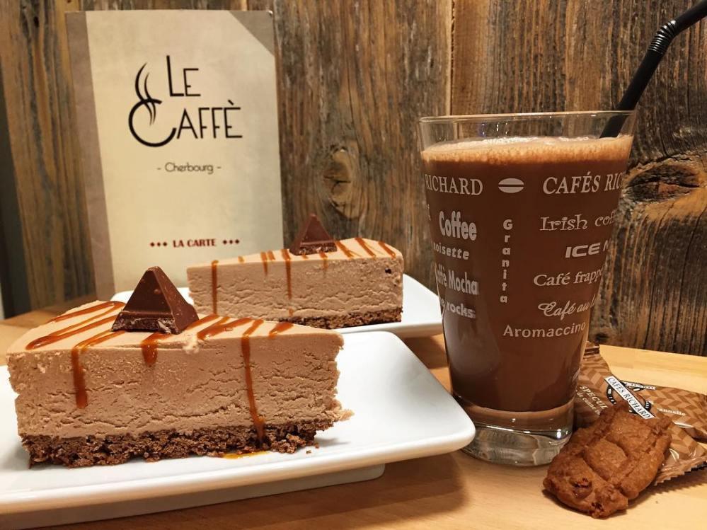 (c) Le Caffè Cherbourg