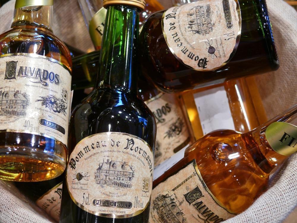 Calvados-pommeau © Calvados Tourisme.JPG